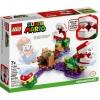 Lego Super Mario Piranha Plant Puzzling Challenge